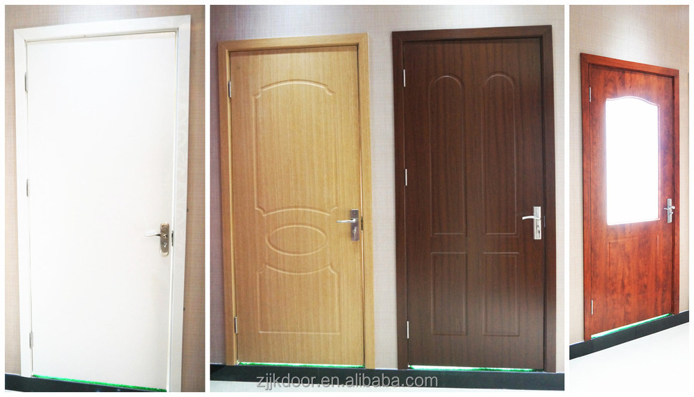 Jiekai p9019 wooden french doors exterior wood bifold for Plastic french doors