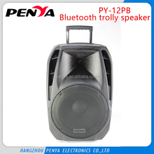 Professional disco speaker system with charging time 2-3 hours