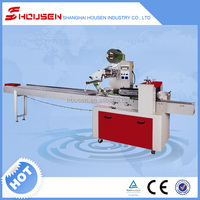 HSH 120S high quality Multi-Function full-automatic wafer biscuits/cookie/candy bar/ice cream bar packing machine