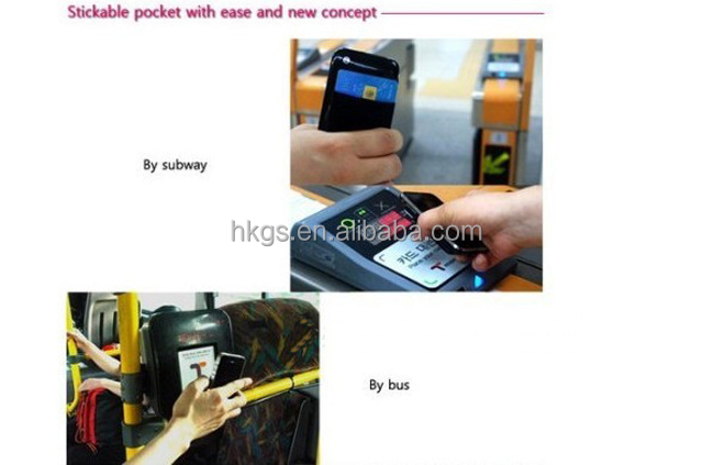 That Sell For Christmas Credit Card Holder Earphone Smart Wallet Ninja
