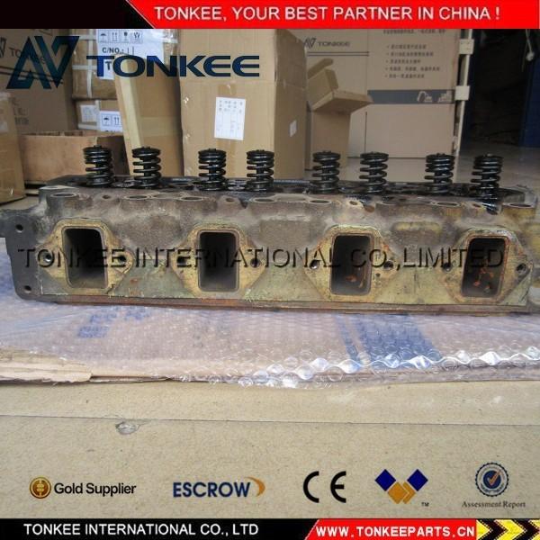 S4KT cylinder head assy for CAT E120B (2).jpg