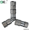 EK-FF air,water ,oil hydraulic stainless steel fuel quick connector