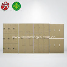 L-shape/6 doors/9 doors/12 doors locker series/gym/school/dormitory locker/made in China