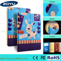 Smart Silk Leather Case for iPad, For iPad Case, Case for iPad mini4
