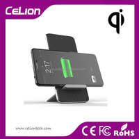 Electric Mobile Phone for iPhone Samsung for LG HTC Nokia Wireless Qi Charger