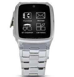 New arrival Watch Phone bluetooth smart watch and phone