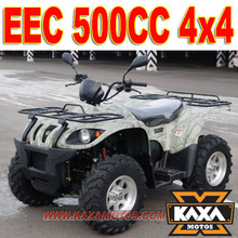 500cc 4x4 ATV Four Wheel Motorcycle