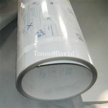 Foshan tonon 1mm fabricante de hoja de plástico transparente personalizado- hechos en china