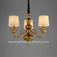The North American Style 3 Lights Chandelier
