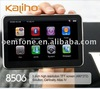 touch screen gps navigation 8506