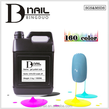NEW Natural Nails Directly colors uv 3 step Gel polish, High Gloss Shine Customized colors and package available