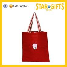 Hot selling custom shopping bag linen shopping bag lightweight shopping bag