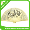 2015 hot sell pp hand fan with factory directly