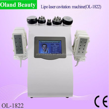 Newest design 40Khz ultrasonic vacuum and cavitation slimming machine