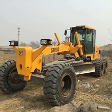 second hand 2012 model XCMG motor grader for sale /cheap XCMG motor grader
