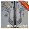 led street decoration customized various cast iron street lighting poles Antique Garden Light Pole