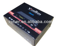 digital satellite receiver azclass/ vivobox s926 with IKS / sks decoder nagra3 stable than azbox bravissimo hd tocomsat