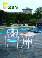 2015 the new design outdoor furniture and modern dining set
