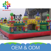 High Quality Popular Kids Play Equipment Commercial Kids Indoor&Outdoor Free Customize Jumper Inflatable