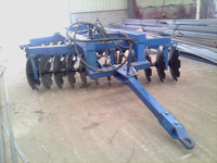 Farm implement high quality agricultural machinery disc harrow