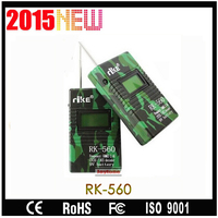 Wholesale RK-560 handheld frequency counter for walkie talkie