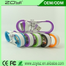 Focus on for iphone 5 data cable original