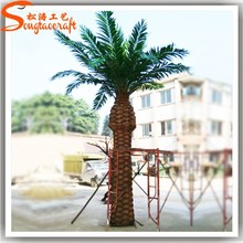 2015 Guangzhou factory manufacture a variety of artificial date palm tree trees prices