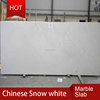 chinese hot new product snow white marble for floor