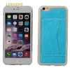 """5.5"""" pu leather phone case cover for iPhone 6 plus"""
