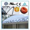 roof and gutter de-icing cable/snow melting products