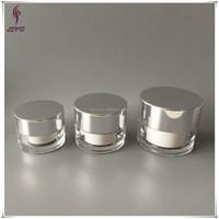 Luxury empty cosmetic 5ml UV gel jar
