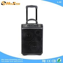 Supply all kinds of wireless speaker suction,powerful karaoke system speaker
