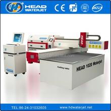 good price Art glass water jet cutting machine factory