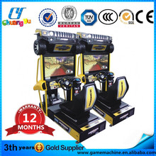 HUMMER arcade games car race kids car board games manufacturer in china
