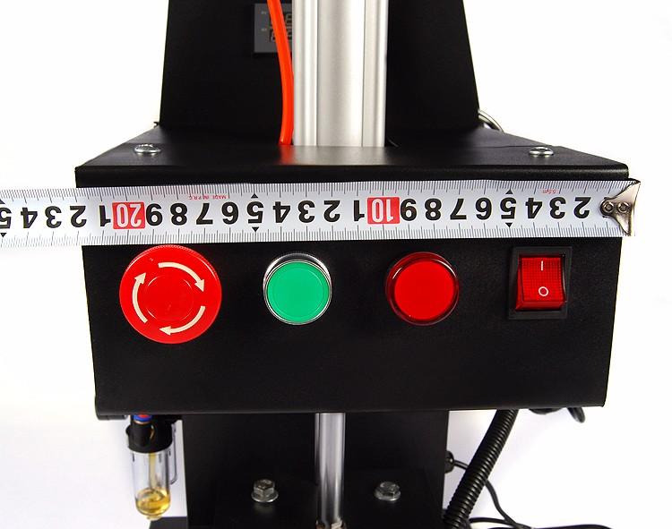 Пневматический Пресс Тепла Машина Этикетка Машина TM14310