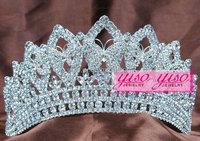 custom cheap small princess metal princess crown