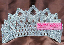 custom cheap small princess metal princess crown