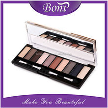 100% authentic 10 Color Eyeshadow Palette Make up Pigment Rich Eye shadow Pallete