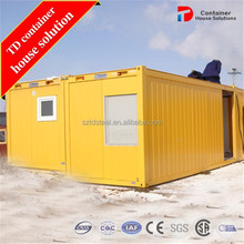 Easy installation container office