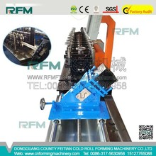 Light Weight Steel Frames Making Machine Furring Channel Stud Track