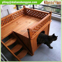 High Quality Big Cat House/Cat Cage/Pet House