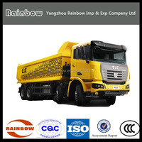 China Best Brand C&C Tipper Truck For Sale