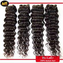 Ali express wholesale high quality, 100% raw unprocessed brazilian human hair