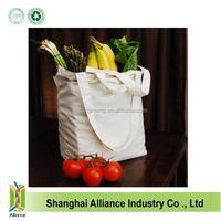 Promotional Cotton Tote Bag Eco Reusable Bag Recycle Shopping Bag