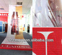 2014 Mesh Printing In Detail For Cosmetics Promotion