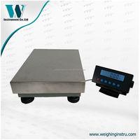 100kg 1g floor weight parts of platform balance