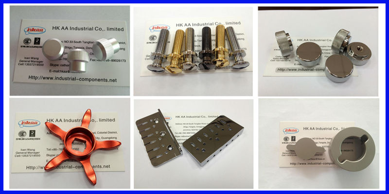 knobs and musical instrument hardware