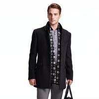2015 winter outwear woolen american spring fall jackets men