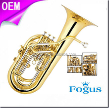Brass Body Euphonium for Sale