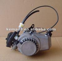 Mini Quad 49cc Atv Parts Two Stroke Engine